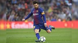 Tendangan Bebas Messi Diklaim Hasil Polesan Maradona