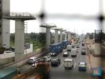 Lagi-lagi, JK Kritik Proyek LRT yang Dibangun Elevated