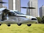 Porsche Akan Produksi Mobil Terbang
