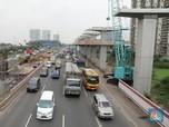 Sabar! Agustus Tahun Depan LRT Jabodebek Sudah Wara-Wiri