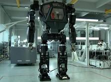 Perusahaan Asal Korea Selatan Kembangkan Robot Transformer