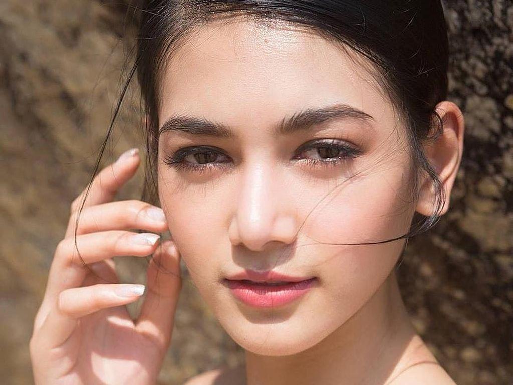 Pesona Jaezy, Gadis Misterius Asal Thailand yang Ikut Kontes Kecantikan