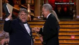 VIDEO: 'The Shape of Water' Menguasai Oscar 2018