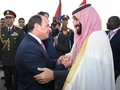 Ke Mesir, Putra Mahkota Saudi Teken Investasi Rp137 Triliun