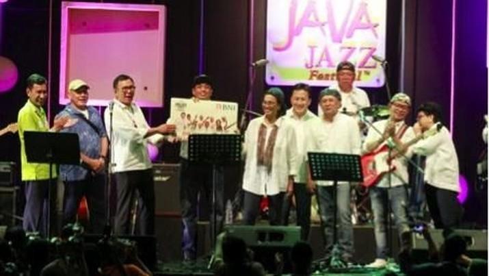Beragam Kemudahan Transaksi di BNI Java Jazz Festival