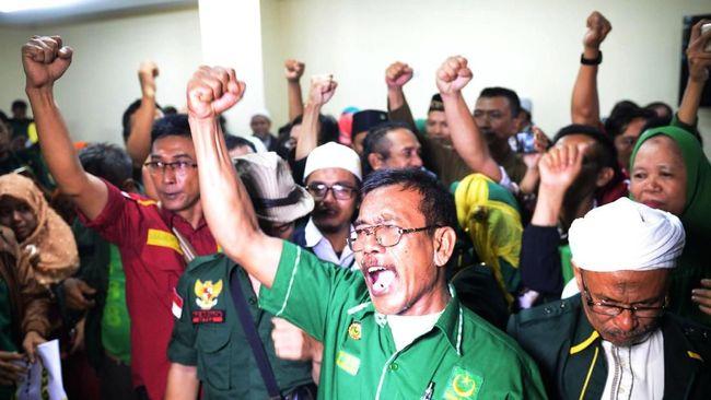PBB Nilai Poros Ketiga Muncul Jika Kubu Jokowi Terpecah