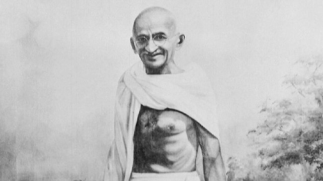Memahami Pesan di Balik Pola Diet Mahatma Gandhi