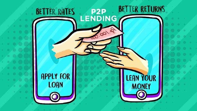 Ini Kisah Nyata Orang Ini Ngutang Ke 141 Fintech Lending