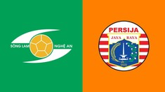 LIVE: Song Lam Nghe An v Persija