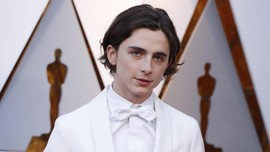 Timothee Chalamet Jadi Pecandu Narkoba di 'Beautiful Boy'