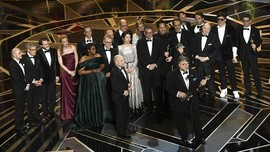'The Shape of Water' Film Terbaik Oscar 2018