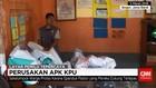 Temuan Kerusakan APK dan Pelanggaran oleh Tim Panwaslu