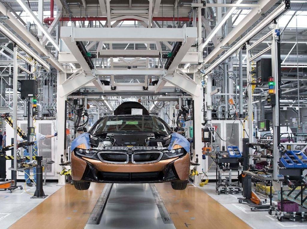 Mobil Listrik Beratap Terbuka Mulai Diproduksi