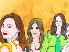 5 Aktris dengan Bayarannya Tertinggi di Dunia