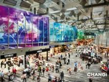 Ini Respons Pelaku Industri Aviasi RI soal Tarif Baru Changi