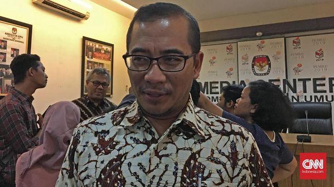 KPU Tunggu Putusan Resmi MA soal Eks Koruptor Boleh Nyaleg