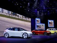 Ditolak BMW, Apple Kerja Sama Mobil Otonom dengan Volkswagen