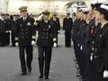 Jepang Tunjuk Perempuan Pertama Jadi Komandan Kapal Perang