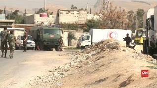 Rusia Sebut 48 Ribu Warga Ghouta Timur telah Dievakuasi