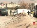 VIDEO: Konvoi Bantuan PBB Mulai Masuki Ghouta Timur