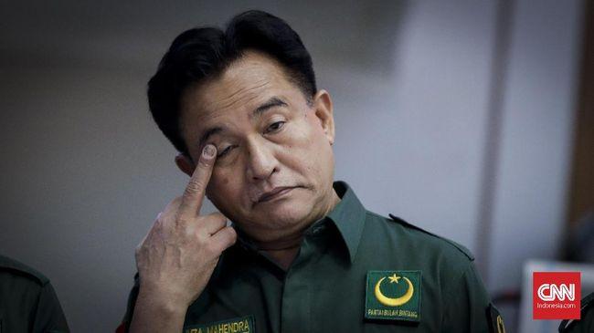 Yusril Masuk Tim Jokowi-Ma'ruf di Debat Pilpres