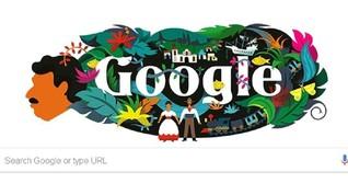 Gabriel Marquez dan Kota Magis Mocondo dalam Google Doodle