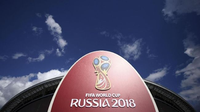 Rusia Bebaskan Biaya Visa bagi Penonton Piala Dunia