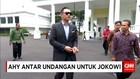 AHY Undang Presiden Jokowi ke Rapimnas Partai Demokrat