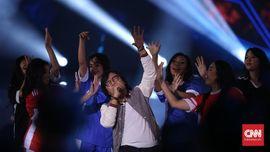 Cerita Lagu 'Jika' yang Ubah Nasib Melly Goeslaw-Ari Lasso