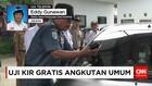 Kemenhub Berlakukan Uji KIR Taksi Online