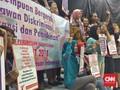 Gema 8 Tuntutan di Peringatan 'Hari Perempuan Sedunia'