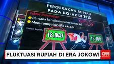 Rupiah Kian Tergerus Dolar AS