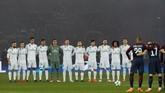 Real Madrid bertandang ke Parc des Princes dengan modal kemenangan 3-1 di leg pertama yang berlangsung pertengahan Februari 2017. (REUTERS/Benoit Tessier)