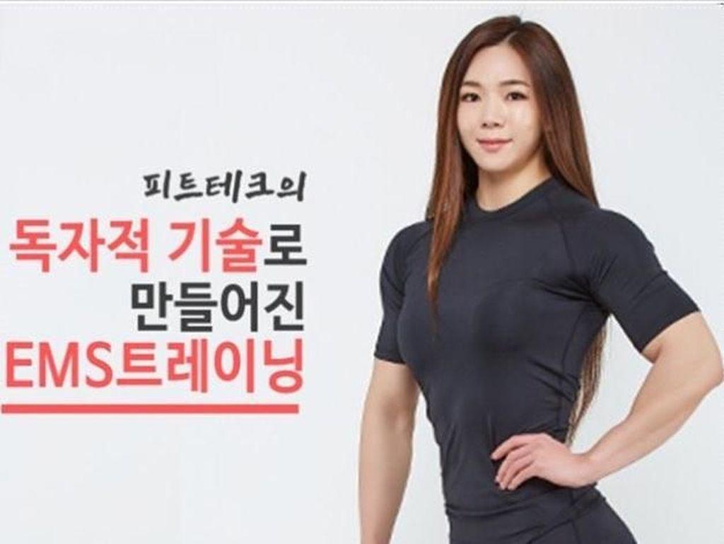 Foto: Pesona Wanita Asal Korea Selatan yang Dijuluki King Kong Barbie