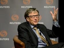 Cerita Bill Gates Tentang Guru yang Ia Kagumi