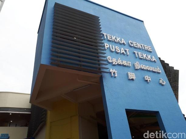 Asyiknya Belanja dan Cicip Jajanan Khas Singapura di Tekka Centre