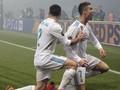 Muka Ronaldo Nyaris Kena Timpuk Botol Fan PSG