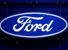 Ford Jadi Korban Perang Dagang, Penjualan di China Anjlok 43%