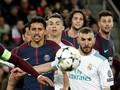 FOTO: Real Madrid Singkirkan PSG di Liga Champions