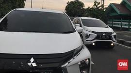 Mitsubishi Tanggapi Desain Baru Mobilio Terinspirasi Xpander