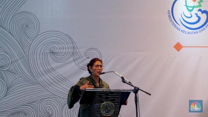 BPK 'Panasi' Lagi Polemik Cantrang Menteri Susi Pudjiastuti