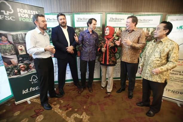 Seminar Produk Kayu Bersertifikat dari Indonesia