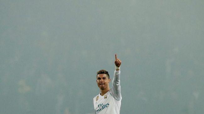 Buffon: Ronaldo Tak Lagi Banyak Gaya di Lapangan
