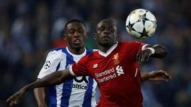 Jelang Final, Mane Bagikan 300 Kaus Liverpool di Senegal