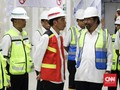 Lama Tak Bertemu, Jokowi Undang Surya Paloh Tinjau Proyek MRT
