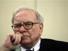 Bursa Saham Volatil, Ini Resep Investasi dari Warren Buffett