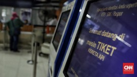 Obral Tiket Promo, KAI Incar Kantongi Rp9 Miliar