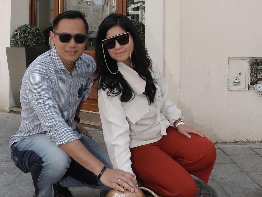 10 Gaya AHY Berkacamata, Ganteng dan Gagahnya Bikin Wanita Jatuh Cinta