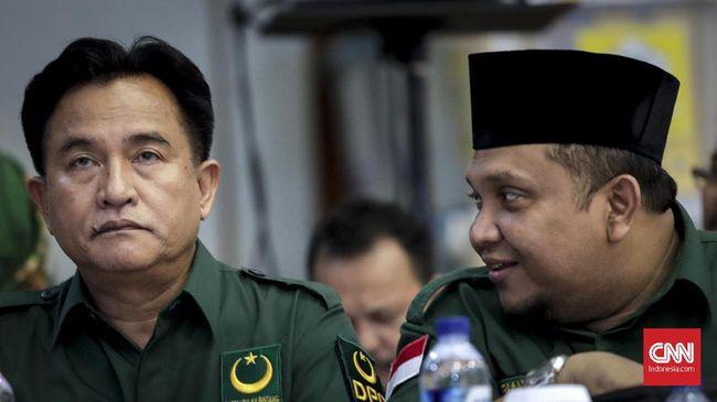 Condong ke Jokowi, PBB Akui Ada Caleg Dukung Prabowo