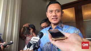 Ke Open House Jokowi, AHY Kembali Sampaikan Salam dari SBY